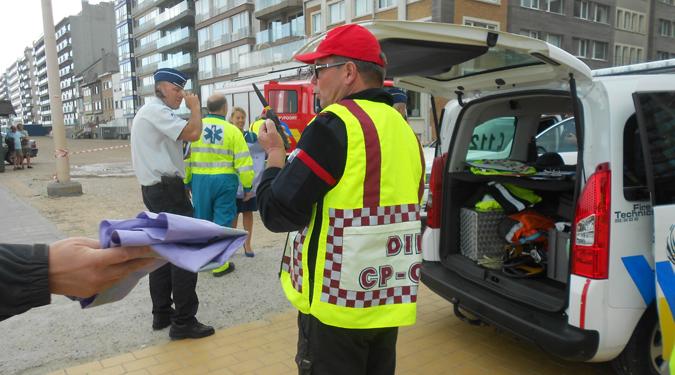 Rescue exercise 9 sep 14