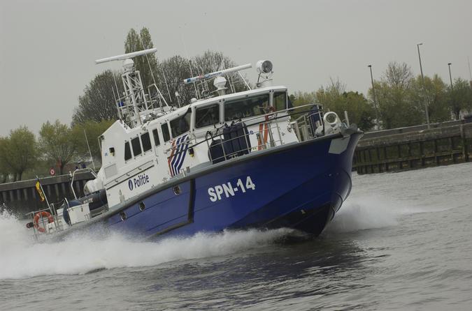 Scheepvaartpolitie SPN 14