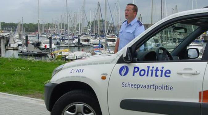 Scheepvaartpolitie