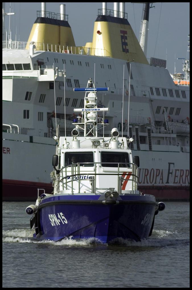 Scheepvaartpolitie SPN 15