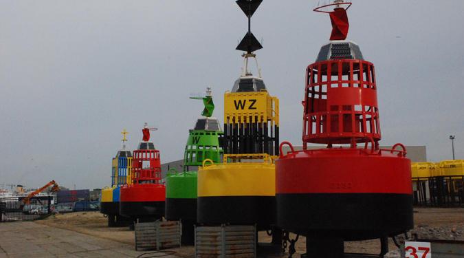 Fleet - Buoy