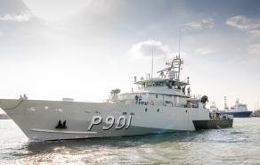 Patrouilleur P901 Castor®Belgian Navy
