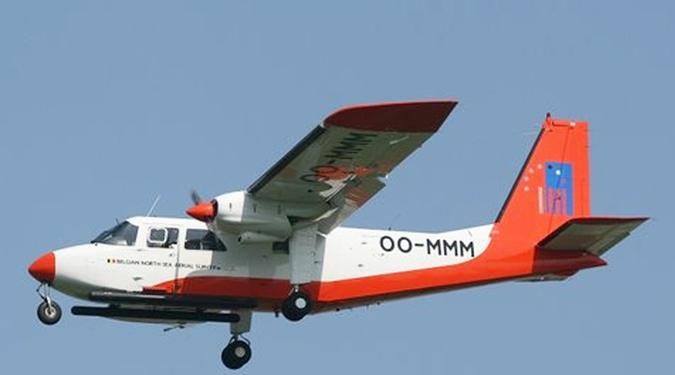 Toezichtsvliegtuig BMM