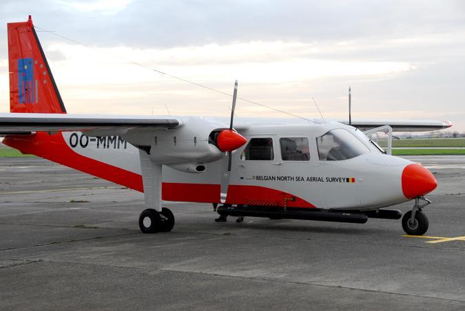 BMM - Toezichtsvliegtuig