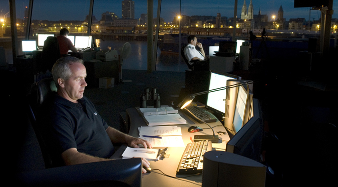 Scheepvaartbegeleiding - MRCC