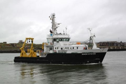 Research Vessel Simon Stevin