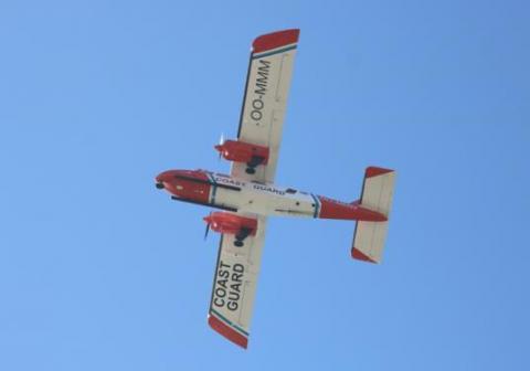 avion de la Garde côtière©KBIN_KelleMoreau